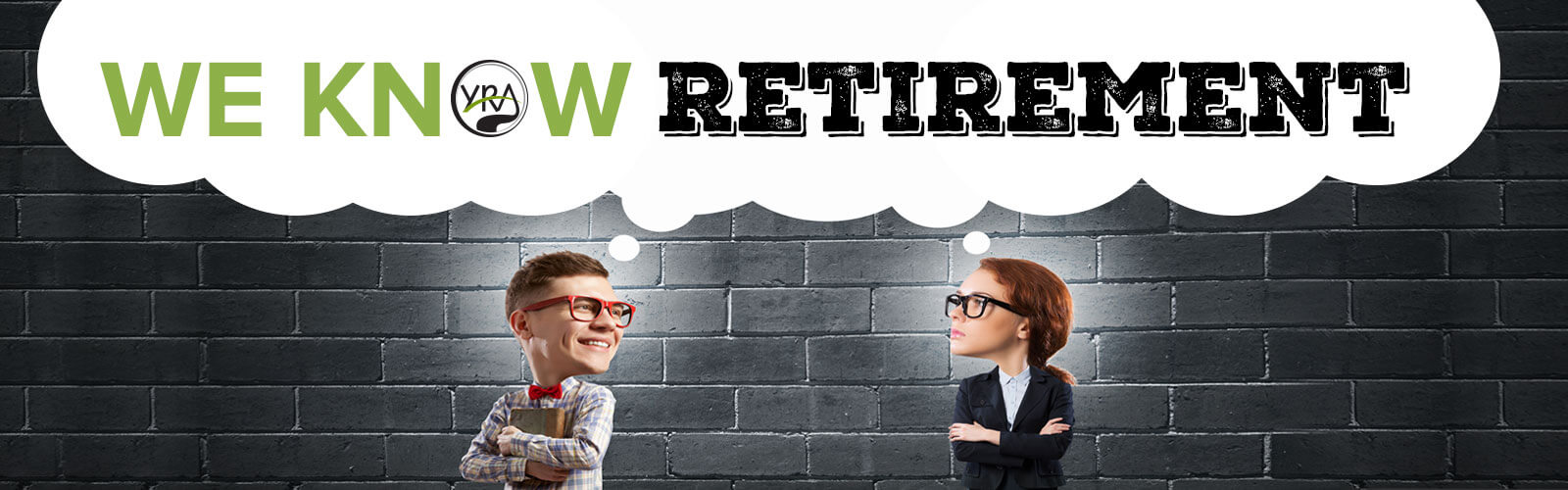 We Know Retirement Banner
