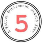 retirement planning step 5